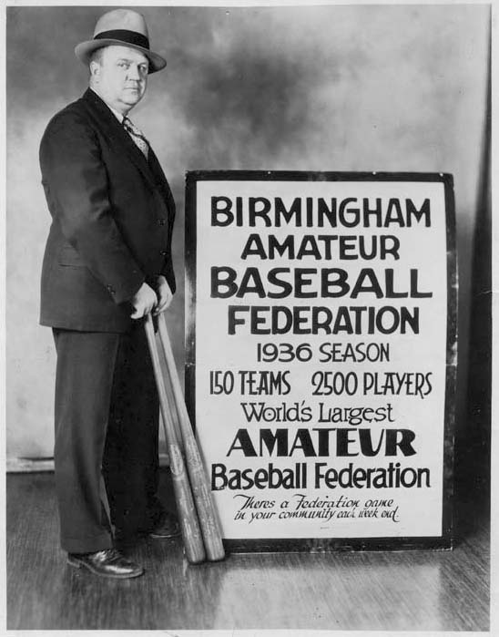 Birmingham Amateur Baseball Federation